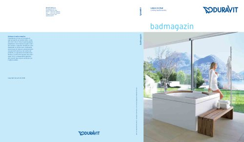 BadMagazine Duravit