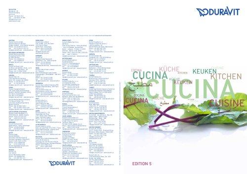Cucina Edition 5