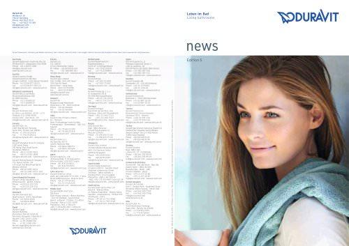 news Duravit