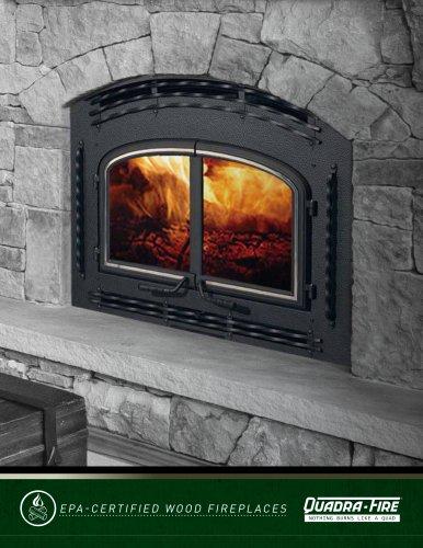Pioneer II Wood Fireplace
