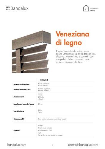 Tende Veneziane di legno