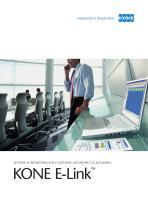 Brochure KONE E-link