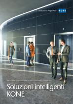 Brochure Soluzioni intelligenti KONE per il Flusso di Persone