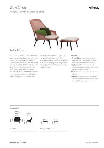 Slow Chair Factsheet