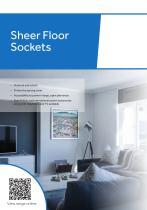 Sheer Floor Sockets