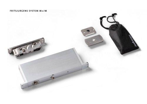 Fritsjurgens System M32+ documentazione