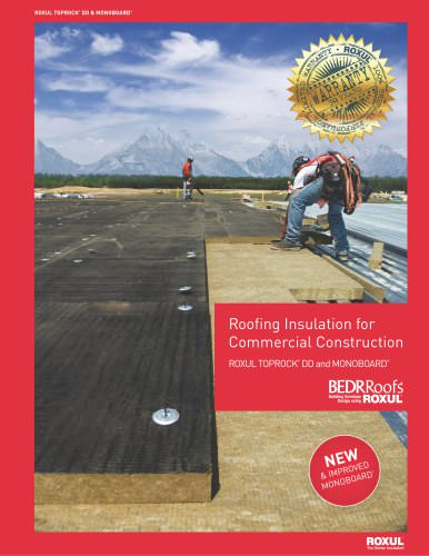 Roofing Insulation for Commercial Construction