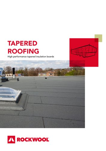 TAPERED ROOFING