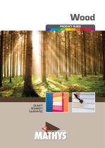 Productguide - Wood