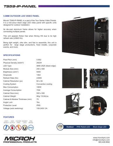 TS59-IP-PANEL
