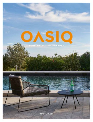 OASIQ catalogue 2018
