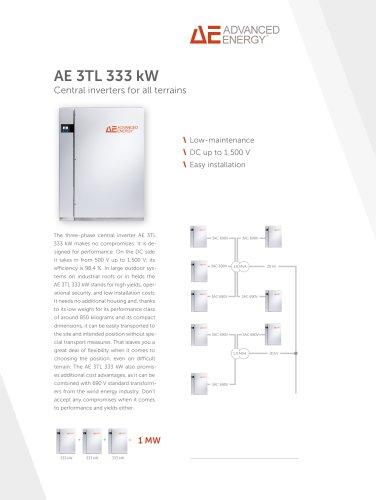 AE 3TL 333 kW