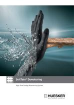 SoilTain Dewatering