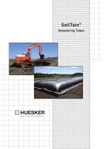 SoilTain® Dewatering Tubes