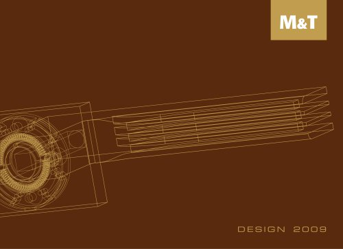 Design catalogue 2009