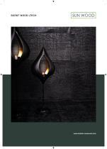 SUN WOOD - Burnt Wood Ltech
