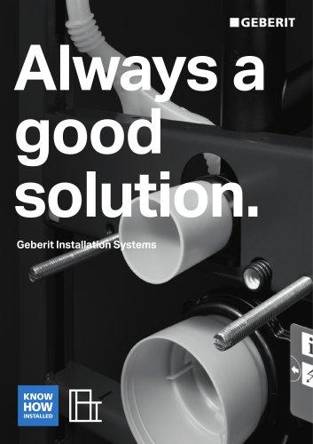 Always a good solution.
