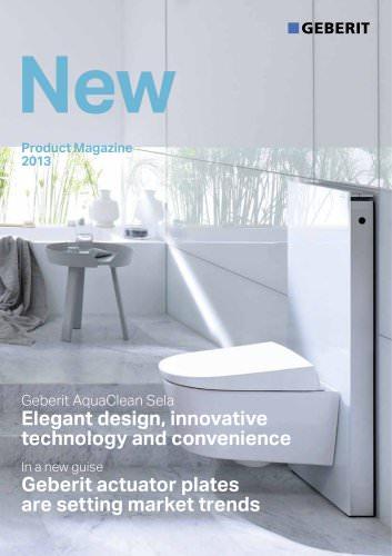 New Product Magazine 2013