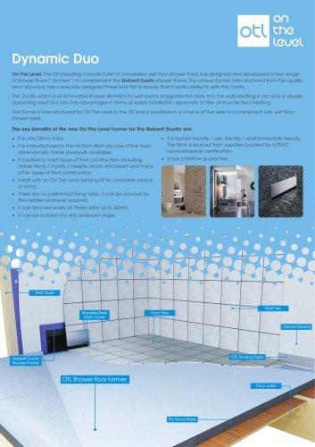 OTL Flooring Flyer