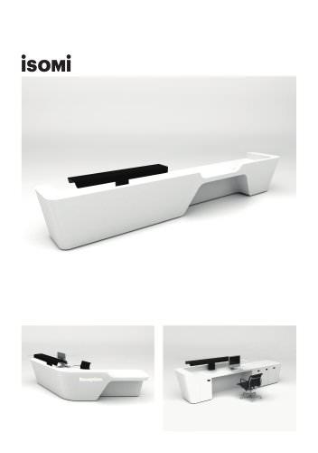 Mono Collection Desks