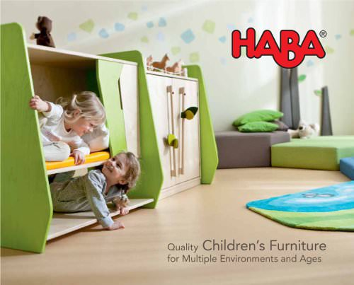 HABA - Quality Children's Furniture