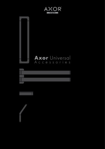Axor Universal Accessories