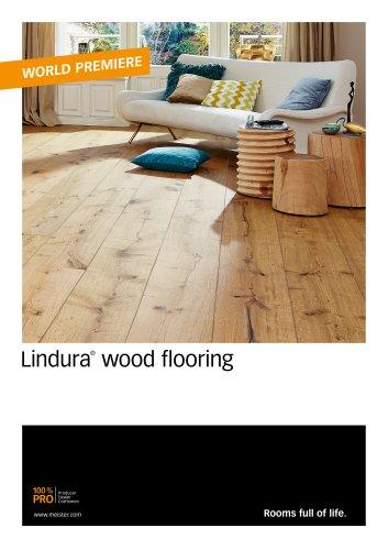 Lindura® wood flooring