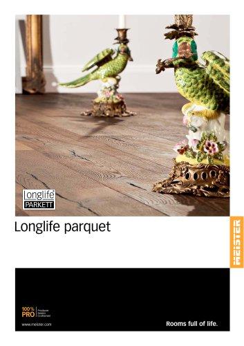Longlife parquet