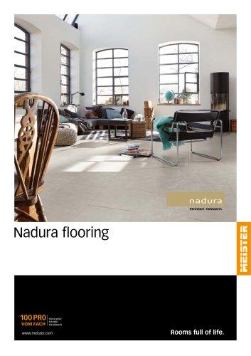 Nadura flooring