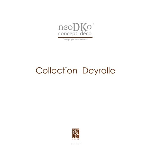 Collection Deyrolle