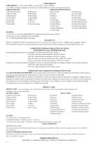 price list: Vestiaire