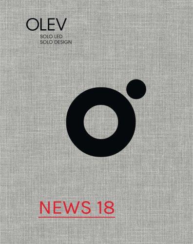 OLEV NEWS 2018 CATALOGO