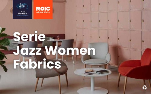 Serie Jazz Women Fabrics