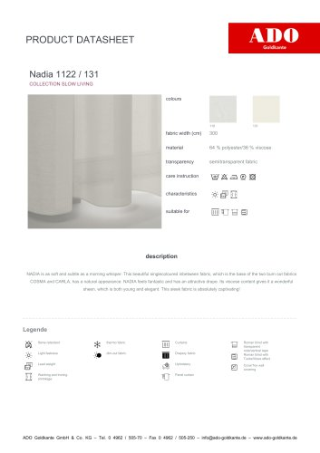 Nadia 1122 / 131