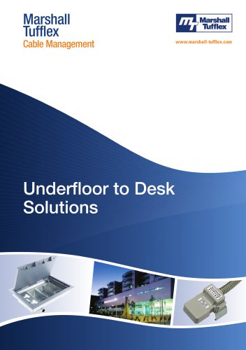 Underfloor to Desk Solutions