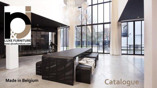 R&J Luxe Furniture-Collezione 2019