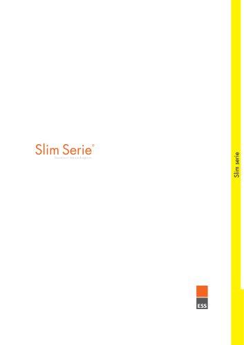 Easy Drain Slim Serie