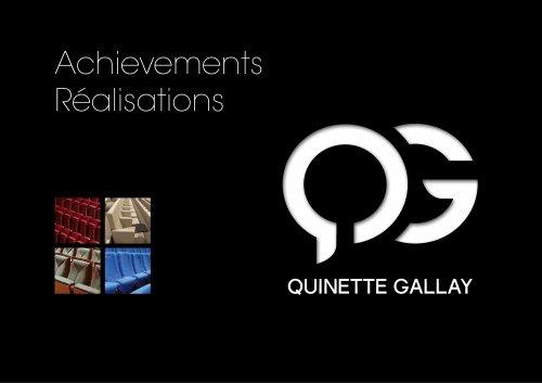 Quinette Gallay Achievements