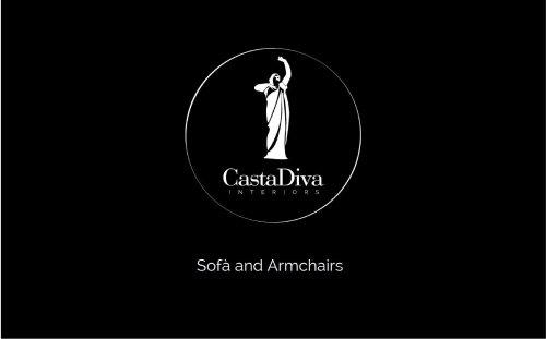 Casta Diva - sofà and armchairs