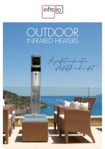OUTDOOR INFRARED HEATERS