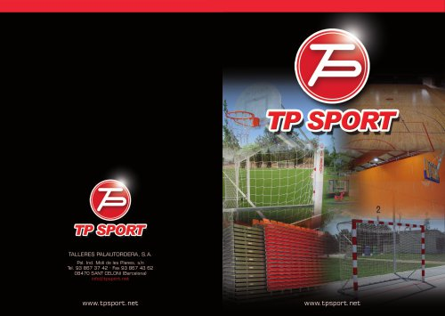 Catalogue Tpsport