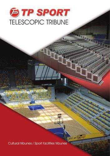 TELESCOPIC TRIBUNE