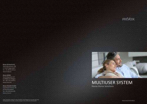 Revox Multiuser
