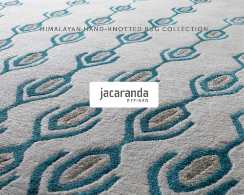 Jacaranda Refined Himalayan brochure