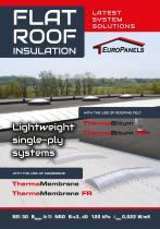 Flat Roof Insulation