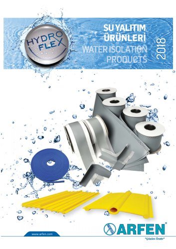 WATER ISOLATION PRODUCTS