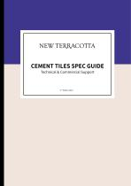 NWT Cement Tiles Spec Guide