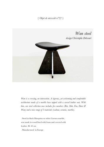 Wan stool