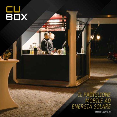 CUBOX - Clean Energy. Anywhere. Anytime