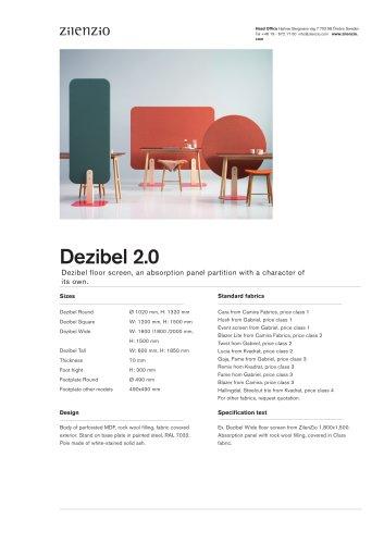 Dezibel 2.0